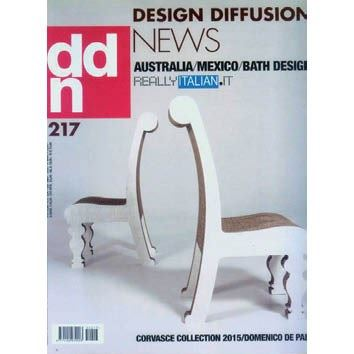 ddn-DESIGN DIFFUSION NEWS(意大利)